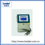 Máquina de impressão do Inkjet da data de validade de Leadjet para frascos