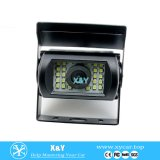 câmera Xy-1201LED do barramento do Rearview do CCD do diodo emissor de luz do carro 12V