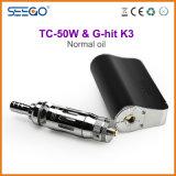 La nuova esperienza dell'olio G-Ha colpito il kit della penna +Battery del serbatoio K3 con il vapore enorme