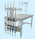 Semi автоматическая машина Bottlefilling заполнителя бутылки зерна