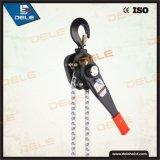Nuevo diseño 1.5ton Bloque de palanca de cadena con mango de plástico