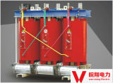 Transformateur sec triphasé de Scb11-630kv