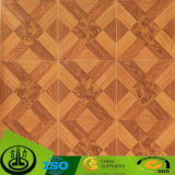 Documento decorativo del grano di legno in Cina