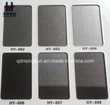 Strato decorativo d'acciaio colorato grigio di titanio nero di Stainlesss