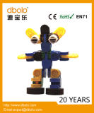 88PCS変形のブロックのプラスチックはおもちゃのブロックのプラスチックブロックを妨げる