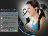 ODM OEM Hoofdtelefoon van de Disco van de Oortelefoons van de Sport van de Hoofdtelefoon van Bluetooth van de Fabrikant de In het groot