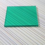 Покрашенный лист поликарбоната твердый для сени толя