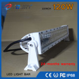4D 4X4のクリー族LED棒ランプのオフロード自動車120W LEDのライトバー