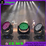 Stage DMX Zoom 36X10W RGBW 4in1 DJ Moving Heads LED