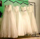 Sacchetto netto trasparente sottile molle chiaro della prova della polvere del vestito dal filato