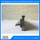 Tiras de barreira térmica da poliamida para as fachadas de alumínio