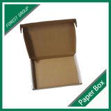 Коробка роскошной ткани вытачки верхней Corrugated упаковывая (FP8039112)