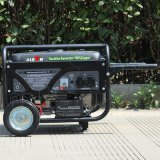 Kupferner Draht-kleines bewegliches Benzin-elektrischer Generator 220V 2kw des Bison-(China) BS2500b (H) 2000W 2kVA einphasig