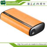 Pack batterie en cuir d'External de côté de pouvoir