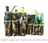 新しい方法昇進の絶縁された習慣6のびんのクーラー袋