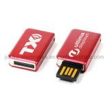 Regalos de la promoción 8GB 16 GB de disco flash USB con el logotipo impreso (756)