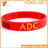 Wristband su ordinazione del silicone di marchio