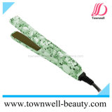 Conjuntos de viagem PTC Mini Hair Flat Iron with Turmaline Coating Plates