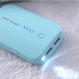 Salvaguardia móvil externa del cargador portable universal del USB de Powerbank 8800mAh