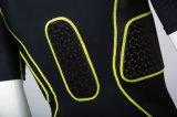 Desgaste anti de los deportes de la alta compresión respirable de la elasticidad del béisbol del tenis del rugbi