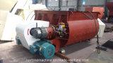 Mezclador de cemento concreto de la mezcladora del eje gemelo Js1000
