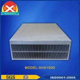 Dissipatore di calore di alluminio competitivo di profilo di Svg con l'anodizzazione