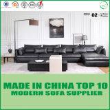 Sofa moderne Divaani de clavette de cuir de salle de séjour de type neuf
