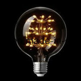 il cielo della lampadina il LED E27 Creatives di 3W Edison Stars la lampadina Pendant 110-240V della stringa della lampadina della lampada ad incandescenza della casa della decorazione stellata della barra