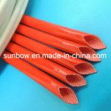 manicotto della vetroresina della gomma di silicone di approvazione dell'UL 7kv per isolamento a temperatura elevata