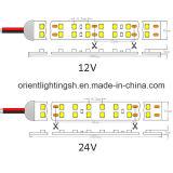 Doppia riga indicatore luminoso dell'UL di striscia di IP66 240LEDs SMD 1210 (3528) LED