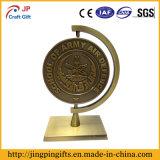カスタム高品質の金属の円形浮彫りおよび立場