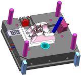 Quatre glissières l'outil de moulage mécanique sous pression pour l'industrie mécanique et électrique