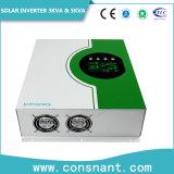 Haupthochfrequenzsolarinverter des gebrauch-3kVA mit MPPT 40A