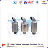 De Vervangstukken van de Dieselmotor van de Knalpot van Niko