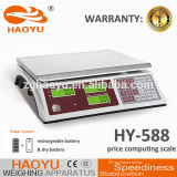 Digital Electronic Table Scale Used in Supermaket Food 15kg