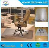 Esteira impermeável do assoalho da cadeira da esteira do protetor do tapete/PVC
