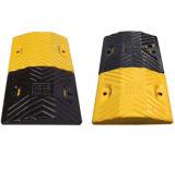 Durable Pressureproof Industrial Safety Borracha Car Speed Hump