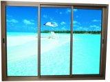 Portelli di entrata Automatico-Scorrevoli di vetro di alluminio dello schermo piatto del portello scorrevole