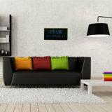 Reloj de pared grande electrónico del LED Digital que muestra el tiempo/día de la semana/de la fecha