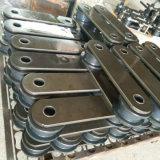 ANSI/DIN/ISO 제조는 정밀도 롤러와 부시 사슬을 짧 투구한다