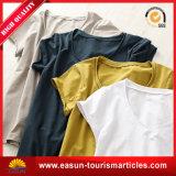 100%년 면 직물 뜨개질을 한 t-셔츠 중국제