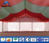 Barraca grande do casamento usada para a exposição e o evento do partido