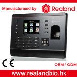 Sistema biométrico fuera de línea independiente de la atención del tiempo del precio de fábrica