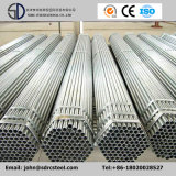 Tubo d'acciaio galvanizzato Ss400 del TUFFO caldo