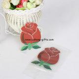 Forma de flor colgante ambientador de aire de papel con aroma de rosas (yh-af153)