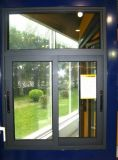 Aluminiumschiebendes Glasfenster