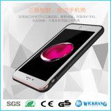 De uiterst dunne Bank van de Macht van de Dekking van het Geval van de Lader van de Batterij voor iPhone 6/7