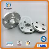 Bride ainsi galvanisée par A105 de bonne qualité d'acier du carbone du GOST DIN BS de la norme ANSI JIS (KT0450)