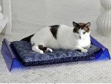 경이로운 아크릴 디자이너 개/고양이 침대