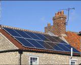 Casa del sistema di energia solare della soluzione di PV del tetto